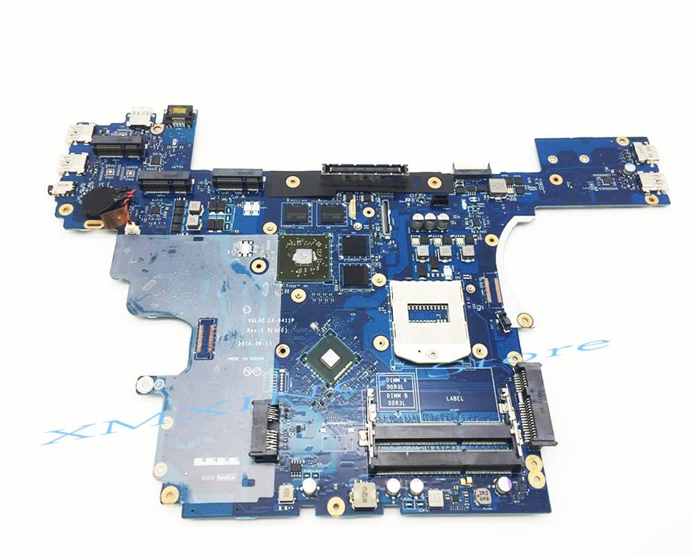 FULCOL для DELL Latitude E6540 материнская плата для ноутбука LA-9411P HD8790M 2 Гб CN-0VWNW8 0VWNW8 VWNW8 протестирована на 100%
