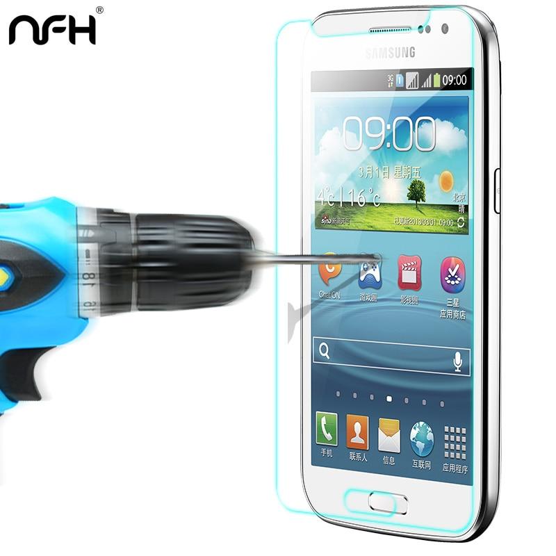 Vidrio templado de 0,3mm para Samsung Galaxy Win Duos GT i8552 i8552 9 H 2.5D arco pantalla película protectora para samsung Galaxy ganar i8550