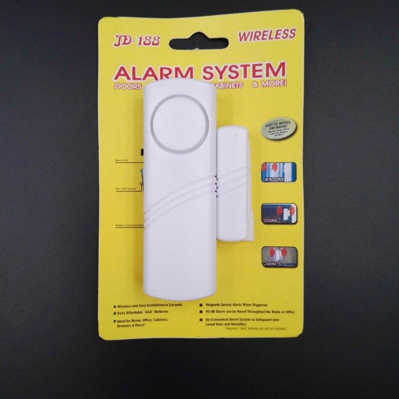 Neue Länger Tür Fenster Wireless Alarmanlage System Sicherheit Security Device Startseite
