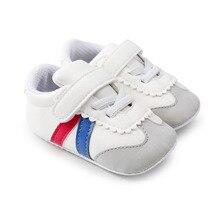 WONBO-baskets de Sport à semelle souple   Nouvelle mode pour bébés, chaussures de Sport tendance pour bébés premières marcheurs pre-marcheurs tout-petits