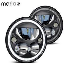 Marloo 2 X éclairage intégré 7