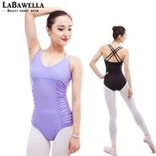 free shipping matt lycra latest double strap dance leotards adult for ballet costumes leotards dancewear women ML6039