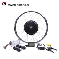 11 11 2020 free shipping 48v 1500w rear high speed motor electric bicycle ebike conversion kits for 202628700c motor wheel