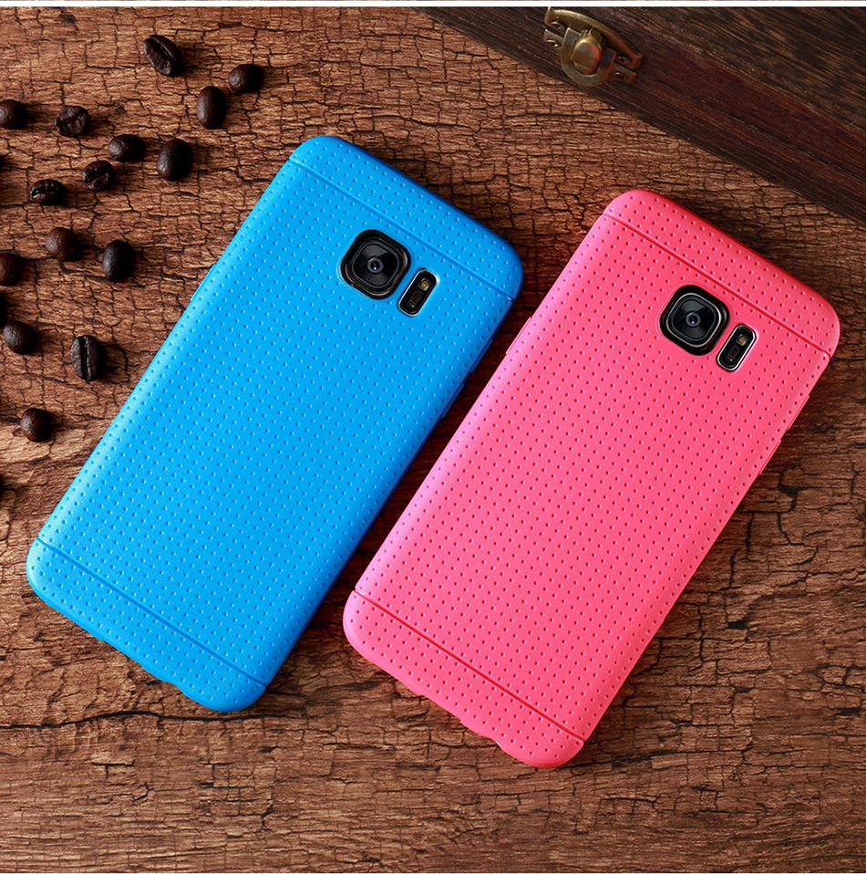 Kisscase candy kolor miękkiego silikonu case do lg g3 d855 g4 g3 case plastra miodu dot tpu pokrywa dla iphone 7 6 samsung galaxy s8 s8 + s7 12