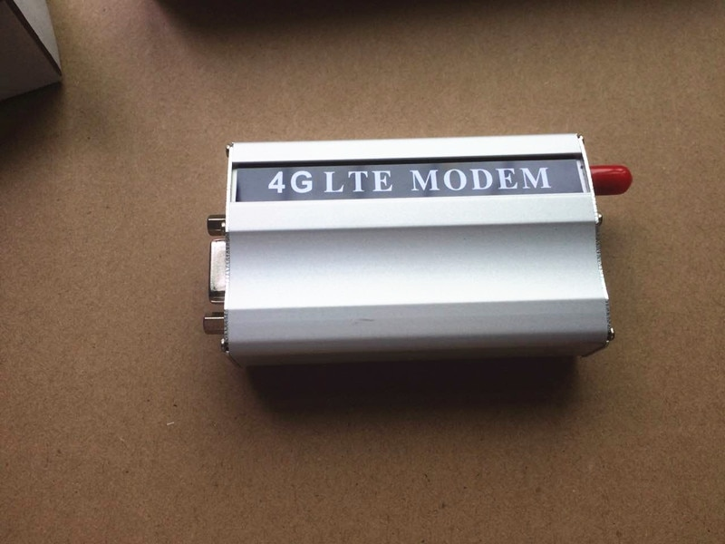 Nova 4g usb modem simcom módulo sim7100A/E rs232 modem cartão sim