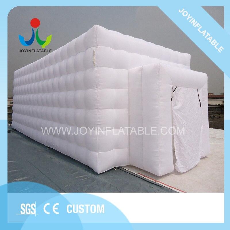 Tienda inflable 8LX4WX3HM Oxford blanca para tiendas de jardín