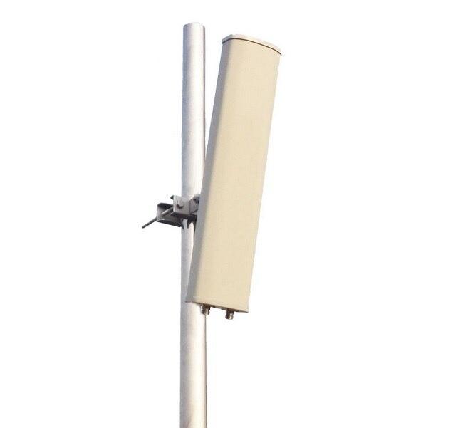 2.400-2.500 MHz WiFi/WLAN 200W 500mm Sector DAS antena