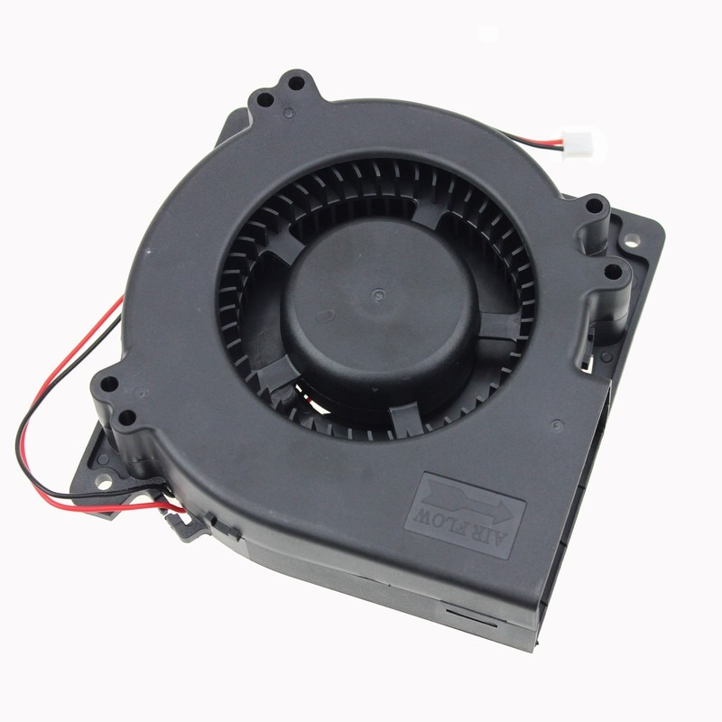 10 قطعة 120*120x32 مللي متر 12032 الكرة شعاعي الطرد المركزي مروحة برودة 120 مللي متر للكمبيوتر