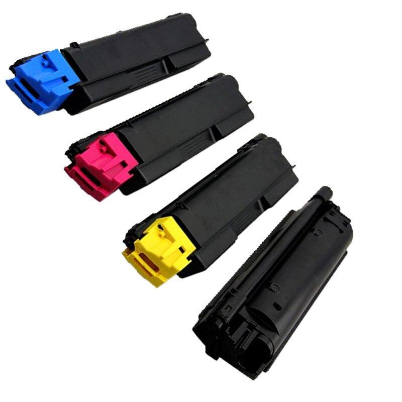 4X متوافق الحبر خرطوشة TK580 لكيوسيرا طابعة FS-C5150DN C5150 C5150DN P6021cdn P6021