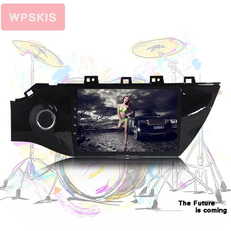 4G + 64G Octa 8 core android 10,0 dvd del coche para kia k2 rio 2016, 2017-2019 volante multimedia se sentó radio gps de coche grabadora de cinta