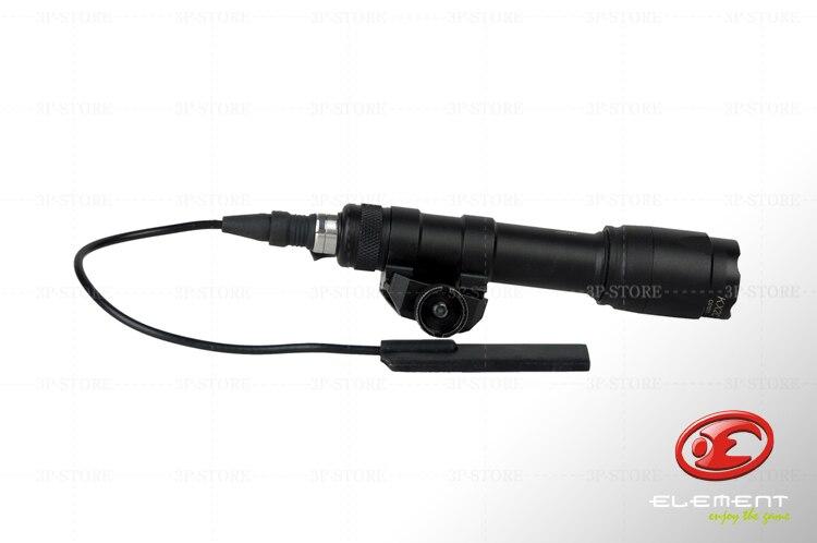 Elemento elemento M600C luz LED linterna táctica/linterna led