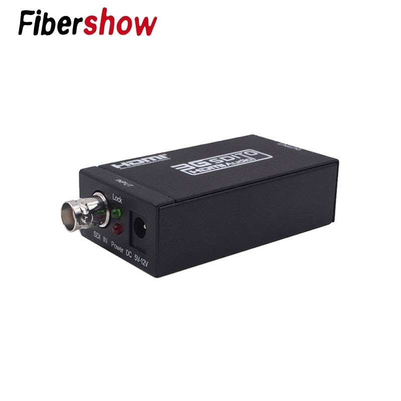 HDMI-compatible to SDI Converter To BNC SDI/HD-SDI/3G-SDI 1080P Multimedia HD Portable Mini Size 3G