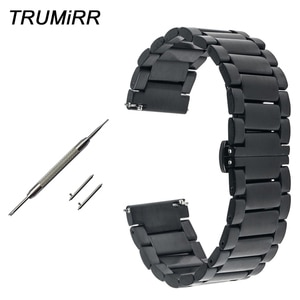 Quick Release Stainless Steel Watch Band for Maurice Lacroix Men Women Butterfly Buckle Strap Wrist Bracelet 16mm 18mm 20mm 22mm