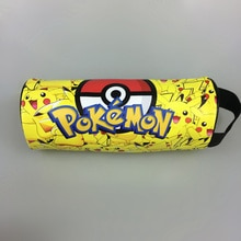 Offre spéciale Pokemon portefeuille carteras poche monstre stylo crayon sac à main sacs cadeau enfants garçon fille dessin animé Pikachu Johnny tortue portefeuilles
