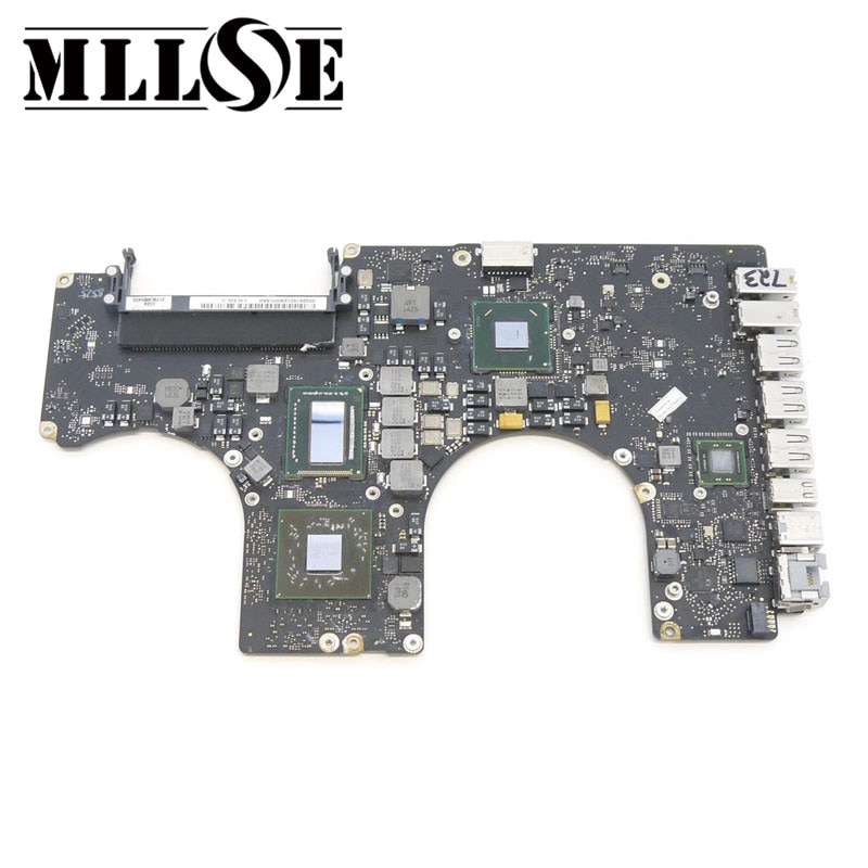 "Placa base MLLSE 661-6176 para Apple Macbook pro, 17 "", A1297, 1297, 2011, año 820-2914-B, 820-2914-A, i7, 2,4 Ghz, placa lógica MD311"