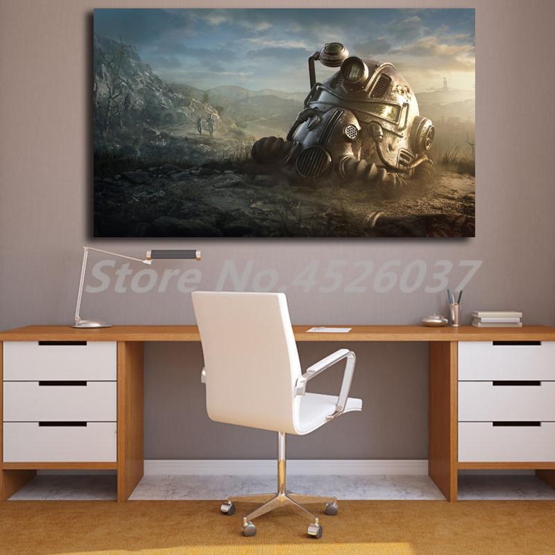 Precipitação 76 Armadura Poder HD Arte Da Parede Da Lona Pintura de Parede Cartazes Imprime Fotos Para O Escritório Sala de estar Home Decor Gota shipper