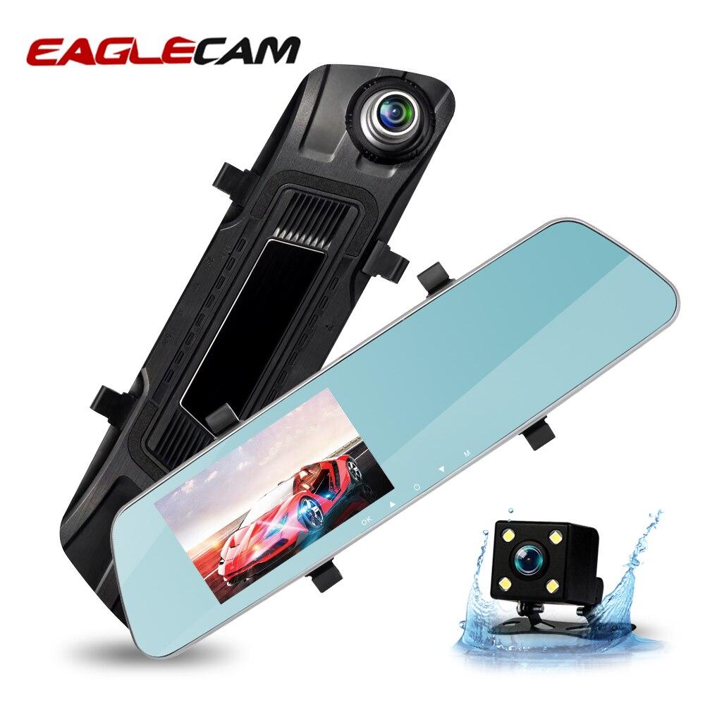 Новый Автомобильный видеорегистратор Full HD 1920x1080 P 4 5 дюймовый светодиодный