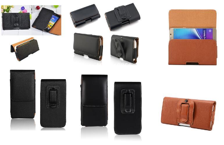 Cuero bolsa pistolera Clip de cinturón funda para Nokia 310, 500, 5230, 5233, 5232, 5802, 5238 N97 N8 603 Asha 501 de 502 a 503; Lumia 800, 710, 610