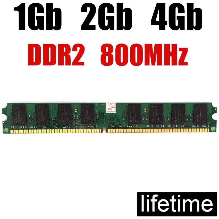 Memoria RAM DDR2 800 4 Gb 2Gb 1Gb 8 Gb DDR 2...