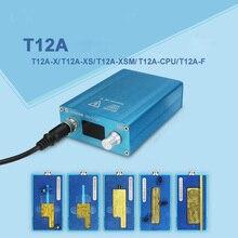 SS-T12A professionnel de Station de chauffage de séparation de carte mère diphone pour la plate-forme de démontage de CPU diphone XS XSMAX X IC