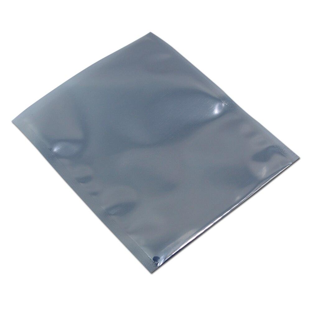 كيس تغليف بلاستيكي مضاد للكهرباء الساكنة ، 10 × 15 سنتيمتر ، مفتوح من الأعلى ، ESD ، مضاد للكهرباء الساكنة ، حقيبة تخزين إلكترونية