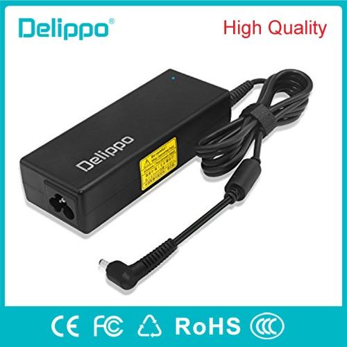 Delippo 19V 3.42A 5,5x1,7mm ordenador portátil AC adaptador de cargador para acer 3810T 4810T 4710 4720Z 4736G 4738G D725