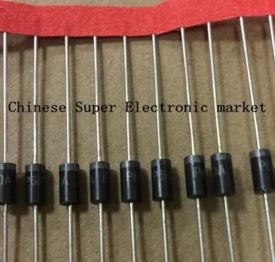 10 Uds 1N5825 DO-201AD IN5825 5 Amp rectificador Schottky