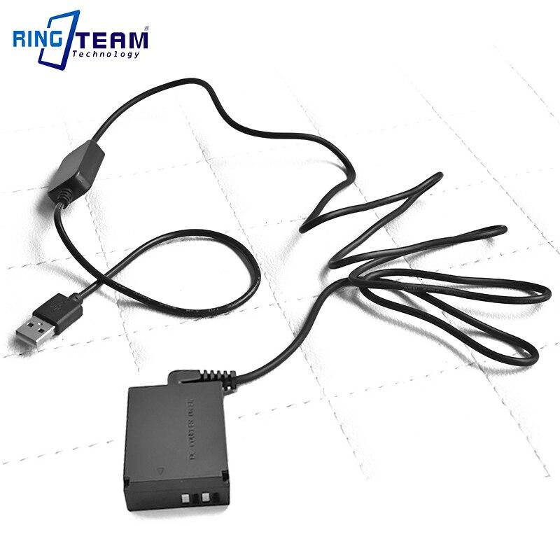 Адаптер usb-кабеля 5 В, 2 А, ACKE12, ACK-E12, CA-PS700, LP-E12, DC, для камер Canon EOS M, M2, M10, M50, M100