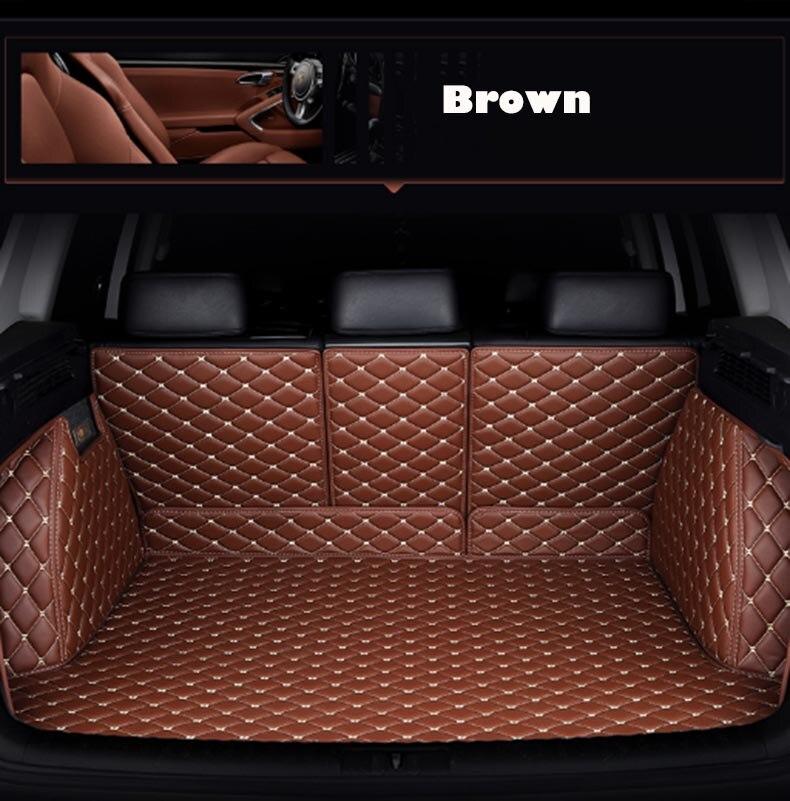 Alfombrilla personalizada para maletero de coche para ford s-max focus explorer, mondeo, fiesta, ecosport, Everest kuga Mustang edge, Tourneo, accesorios para coche