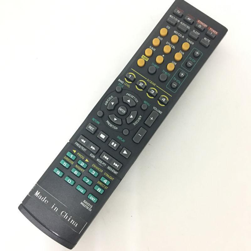 Remote Control RAV315 For YAMAHA HTR-6030 MT-7761 HTR-6040G AV Receiver