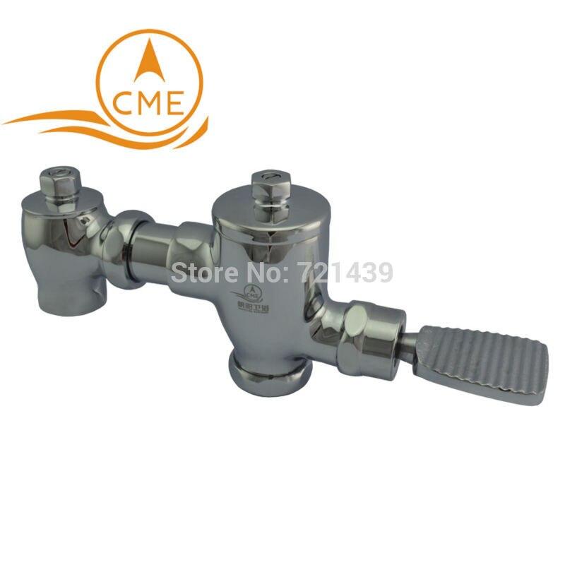 CME time delay valve / stool flush valve S-01 for Squat Pan  flushometer