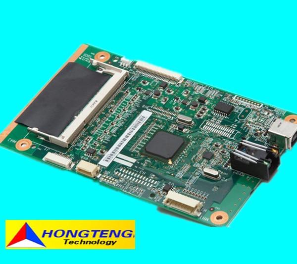 ل HP P2015dn USB المنسق مجلس Q7805-60002 USB و RJ-45 منافذ اختبار طيب الشحن مجاني