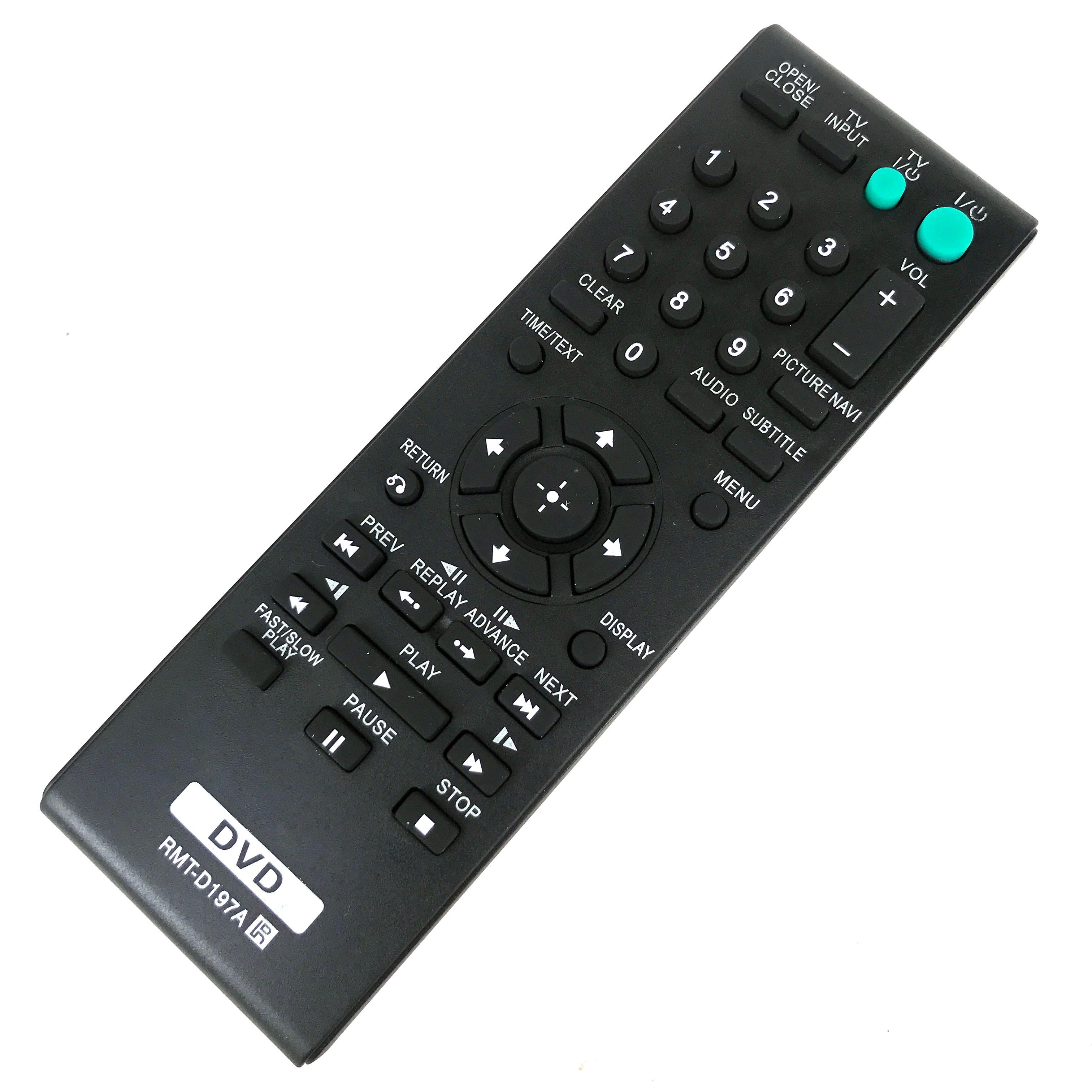 Новый телефон с дистанционным управлением для SONY, подходит для DVD-плеера