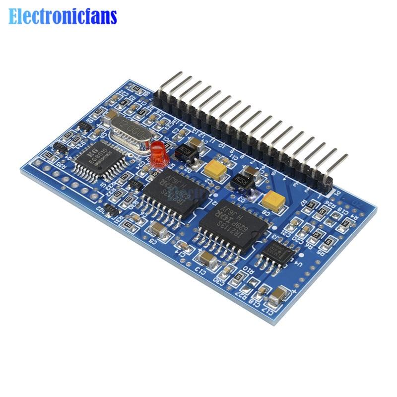Onduleur à onde sinusoïdale Pure de DC-AC SPWM carte EGS002 EG8010 + IR2113 Module de pilote en Stock