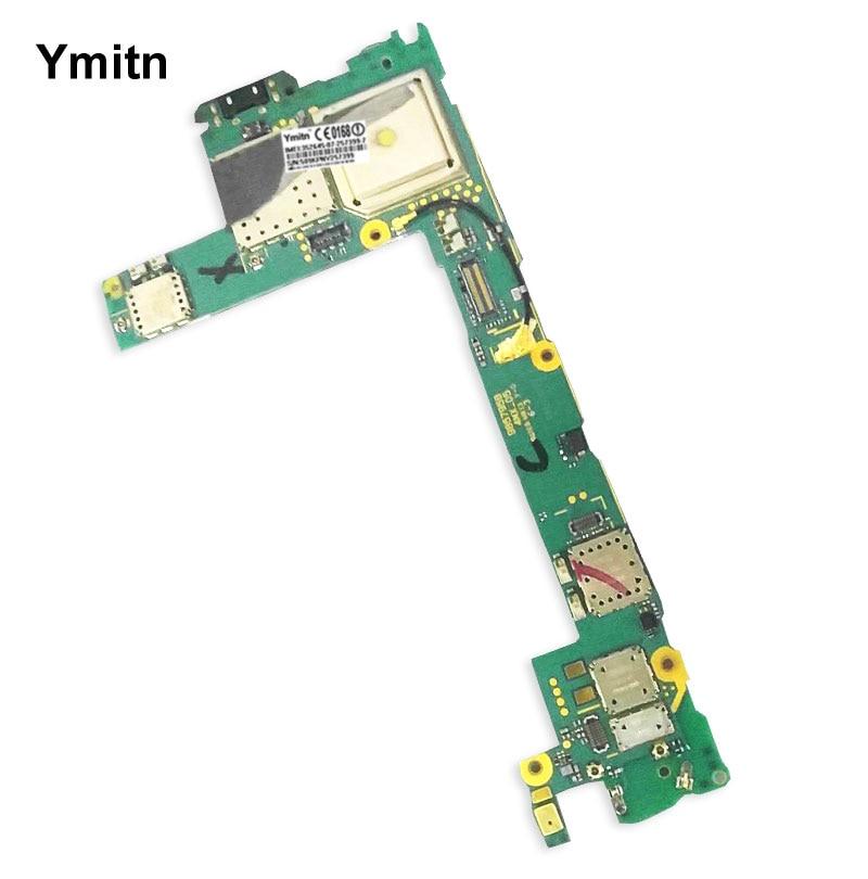 Ymitn desbloqueado Panel electrónico móvil placa base circuitos con módulo de cámara...
