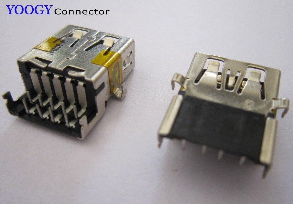 USB3.0 Ajuste de enchufe para ASUS GFX71JT/JL/JY GFX72VM/VX/VT GFX72VS/VY/VL X554LD X555LD/LP/LF/LI/LJ W529LD...