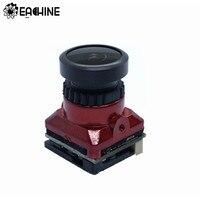 Камера Starlight 800TVL Eachine мм/1/1 мм, переключаемая PAL/NTSC, OSD FPV камера для радиоуправляемого дрона, 2,1 Bat 19S, 2,3 дюйма, красный/черный