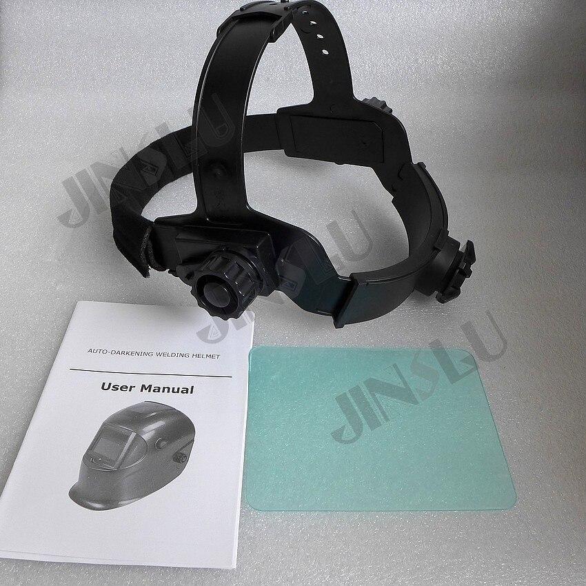 2 in 1 Grind and Weld Welding Helmet Solar Auto Darkening Welding Mask Welding Glass Welder Cap TIG MIG MAG MMA Welder Tiger  - buy with discount