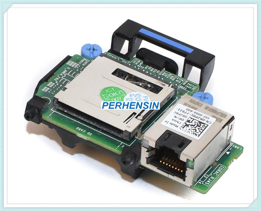 حقيقية لديل الوصول البعيد iDRAC7 POWEREDGE من R320 R420 R520 T320 T420 R2PRC 0R2PRC
