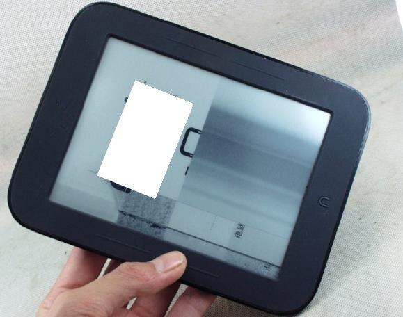 """Pantalla LCD de 6 """"con tinta electrónica ED060SCE"""