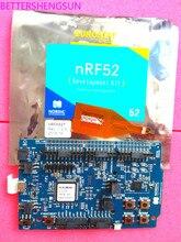 NRF52-DK Bluetooth Kit Módulo de Placa de Desenvolvimento Avaliação nRF52832 PCA 10040