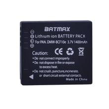 1Pc 1400mAh Battery for Panasonic Lumix CGA-S/106C CGA-S/106D CGA-S/106B DE-A59B DE-A60B DMW-BCF10E DMW BCF10E DMWBCF10E DMC-F2