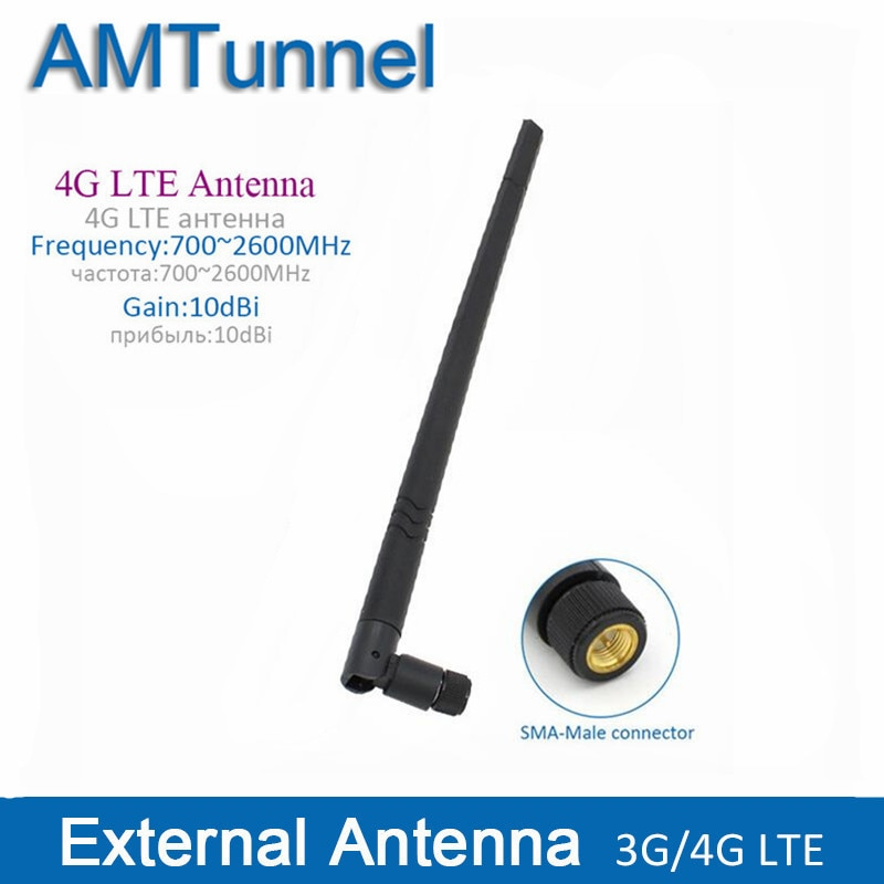 100% 11dbi 10m sma lte 4g 3g antenna lte 3g 4g outdoor antenna ldp panel antenna booster antenna for huawei e5172 b593 e5776 4G LTE external antenna 10dBi 3G 4G router antenna 3G indoor antenna with SMA male connector for Huawei router modem