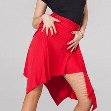 Jupe de danse latine multicolore pour femme à vendre Adlut Cha Cha/Rumba/Samba/Tango robes pour la pratique de la danse/performance Dancewear