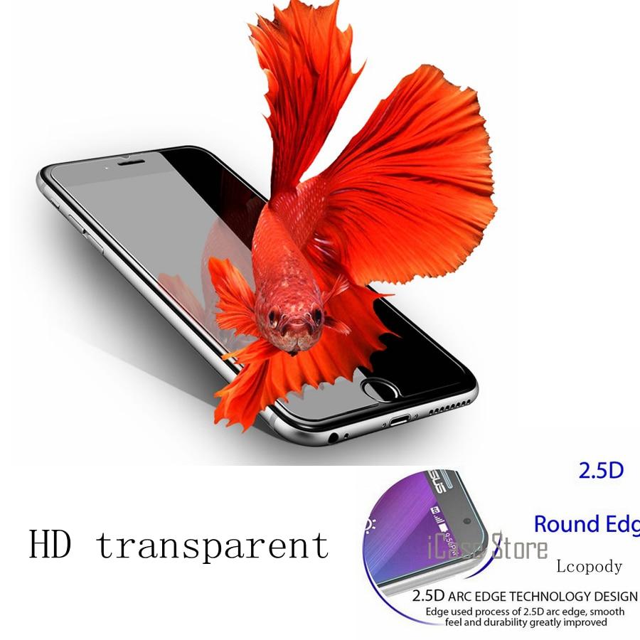 Vidrio Templado 9 H para Apple iphone 4 4S 5 5S 5C SE 6 6 S 7 7 PLUS 6 Plus funda protectora de película de pantalla 6 Splus 7 plus