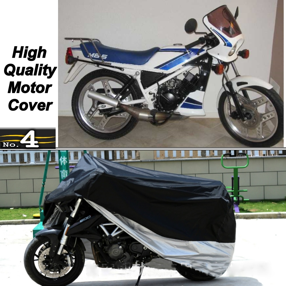 Housse de moto pour Honda MB50   Housse de protection étanche UV/soleil/poussière/pluie en taffetas de Polyester