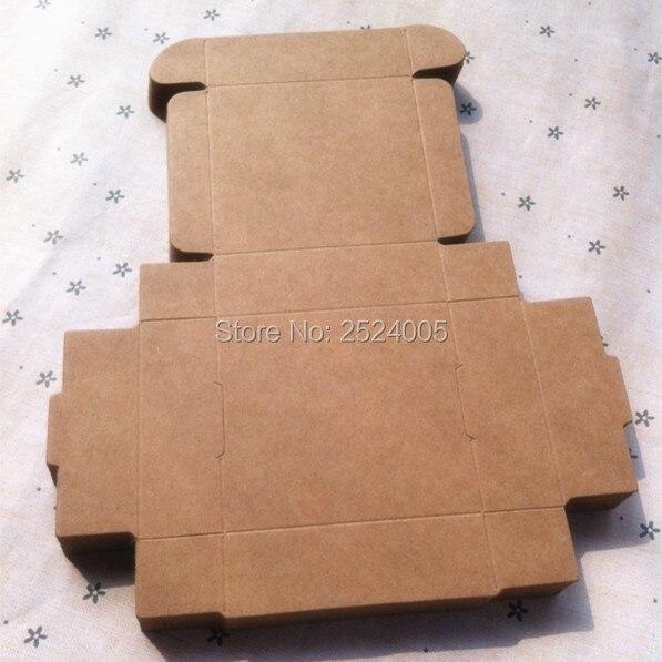 شحن مجاني 6.5x6x2 cm اليدوية الصابون التعبئة مربع/حالة التخزين/كرافت صناديق الورق/هدية حالات