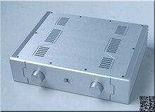 DIY versterker geval 430*105*340mm BZ4310C Volledige aluminium versterker chassis/Merge/Voorversterker/AMP Behuizing/case/DIY doos