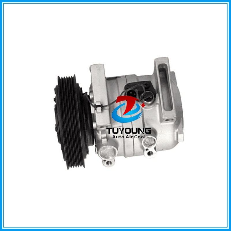 DKV11C Auto compresor de CA para Nissan Sunny Almera clásico 2008 27630-95F0A 27630-95F0B 2763095F0C 5951031700, 5060217071
