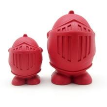 Красные межцифровые игрушки для домашних животных, AVEVA Sound Warrior Egg, особая гость, собака, молярный зуб, тренировочные игрушки, предметы для дом...